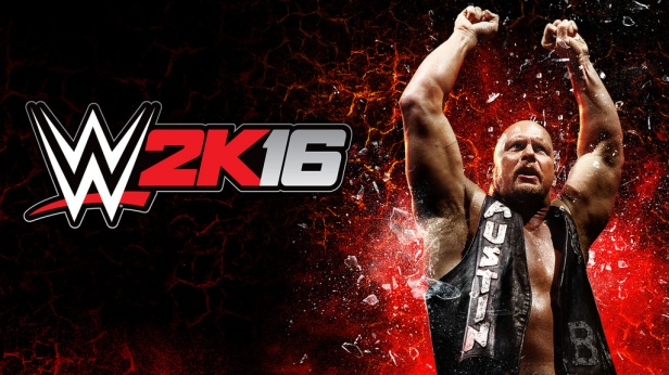 WWE 2K16 Header