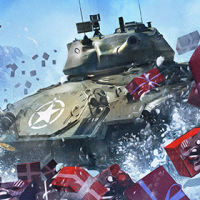 "World of Tanks "" 12 Days of Tanksmas"""