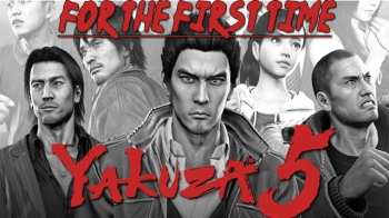 ADG Plays Yakuza 5