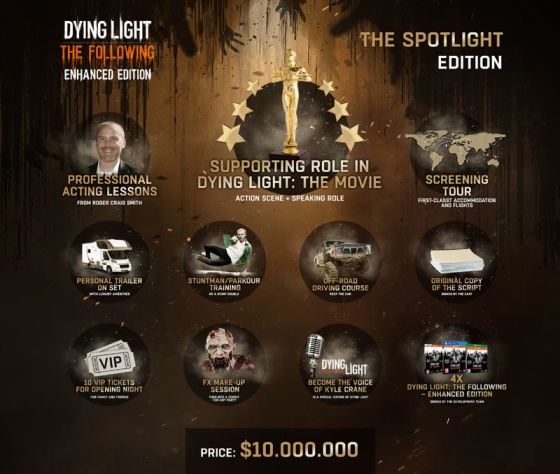 Dying Light Spotlight Edition