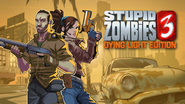 Stupid Zombies Dying Light Edition