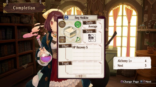 Atelier Sophie The  Alchemist Of The Mysterious Book (2)