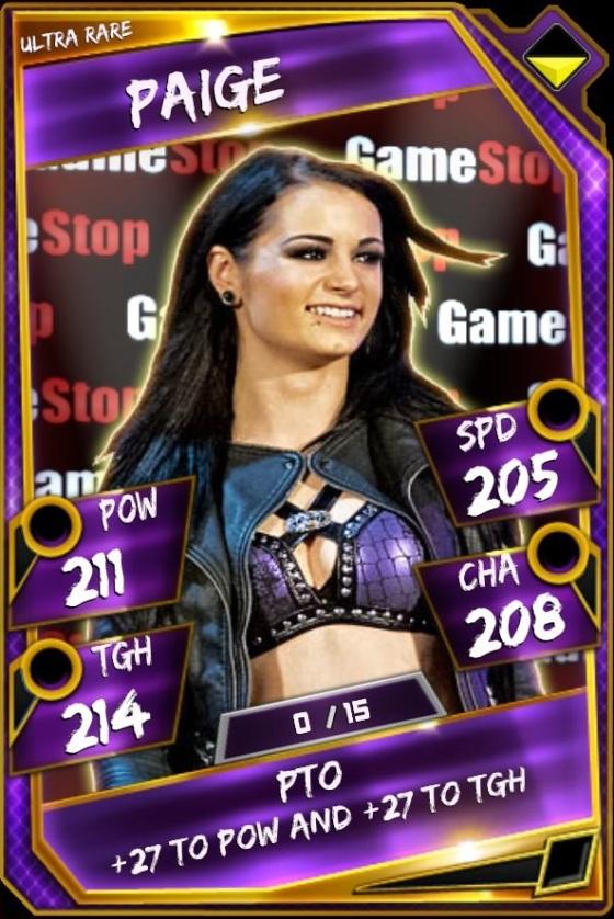 Paige - Gamestop