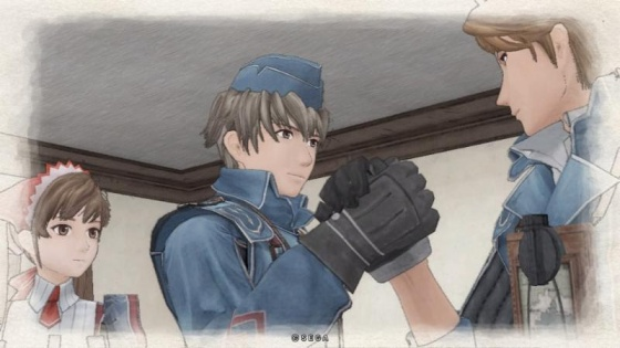 Valkyria Chronicles Remastered Header