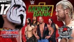 wwe 2k16 adg universe mode 17 money in the bank ppv pre show