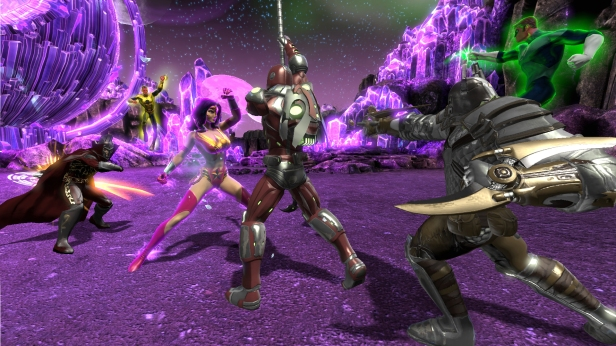 DC Universe Online XBox One Screens (10)