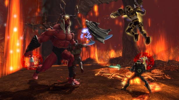 DC Universe Online XBox One Screens (2)