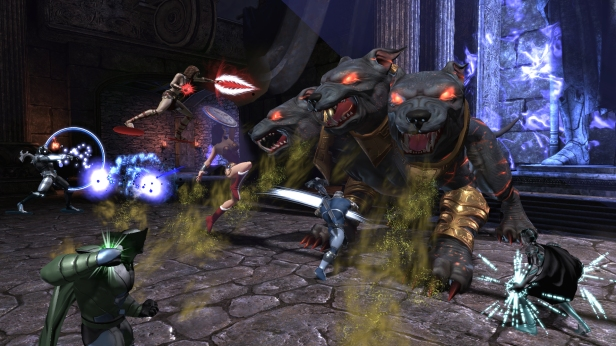 DC Universe Online XBox One Screens (3)