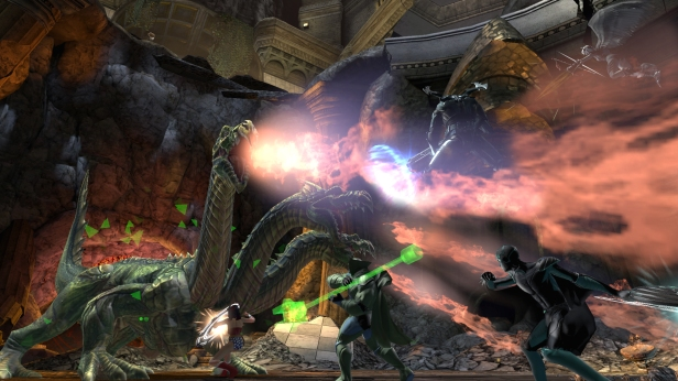 DC Universe Online XBox One Screens (4)