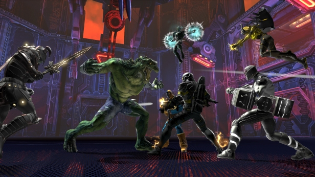 DC Universe Online XBox One Screens (5)