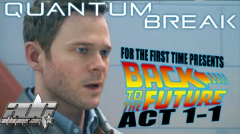 ADG Plays Quantum Break