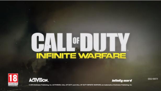 COD Infinite Warfare Screen Caps From Announce Video (1)