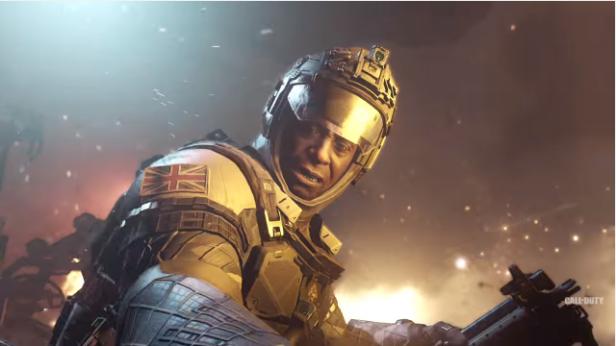 COD Infinite Warfare Screen Caps From Announce Video (2)