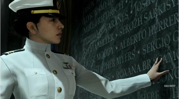 COD Infinite Warfare Screen Caps From Announce Video 3