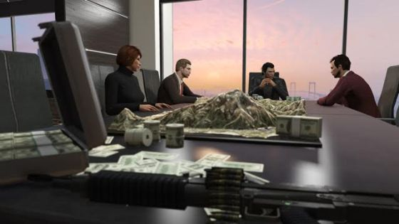 GTAOnline Futher Adventures In FInance And Felony (2)