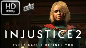 Injustice 2 First Gameplay Trailer Revealed