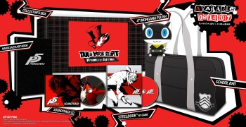 Persona 5 Launch Date And Special Editions Announced And Detailed