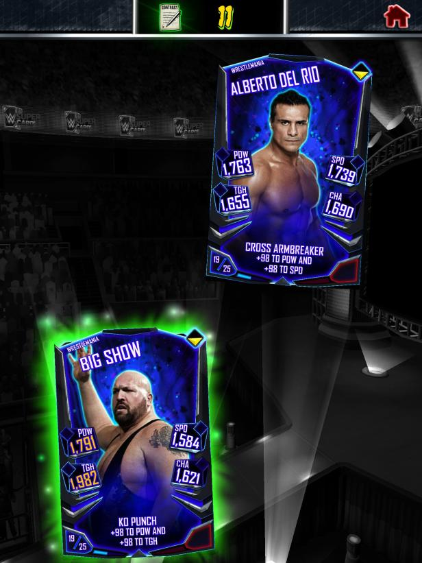 WWE SuperCard Money In The Bank AntDaGamerCom Screenshots Preview Article (9)