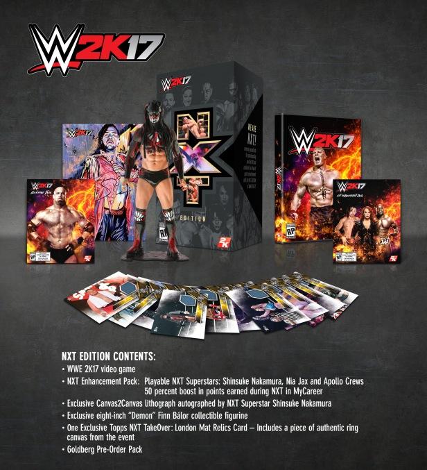 2KGMKT_WWE2K17_NXTEdition_BeautyShot_FINAL