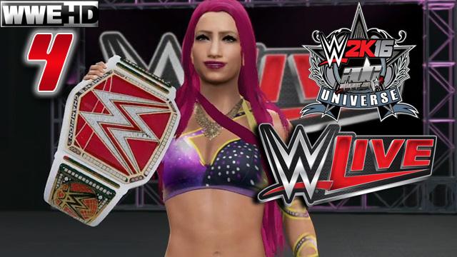 ADG_Wrestling_Games_Network_WWE_LIVE_Sasha_Banks_Boss_Kevin_Owens_4_The_KO
