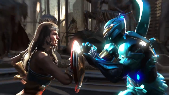Injustice 2 Wonder Woman Blue Beetle.png