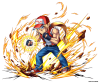 Brave Frontier Collaborates with THE KING OFFIGHTERS