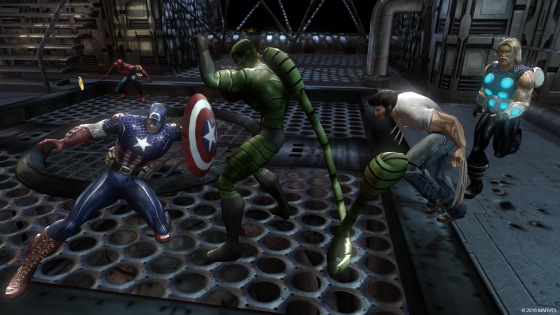 Marvel Ultimate Alliance_Screen 1