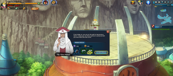 NARUTO ONLINE_Mission1
