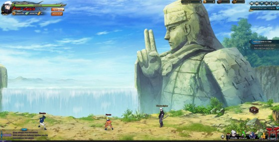 NARUTO ONLINE_Mission3