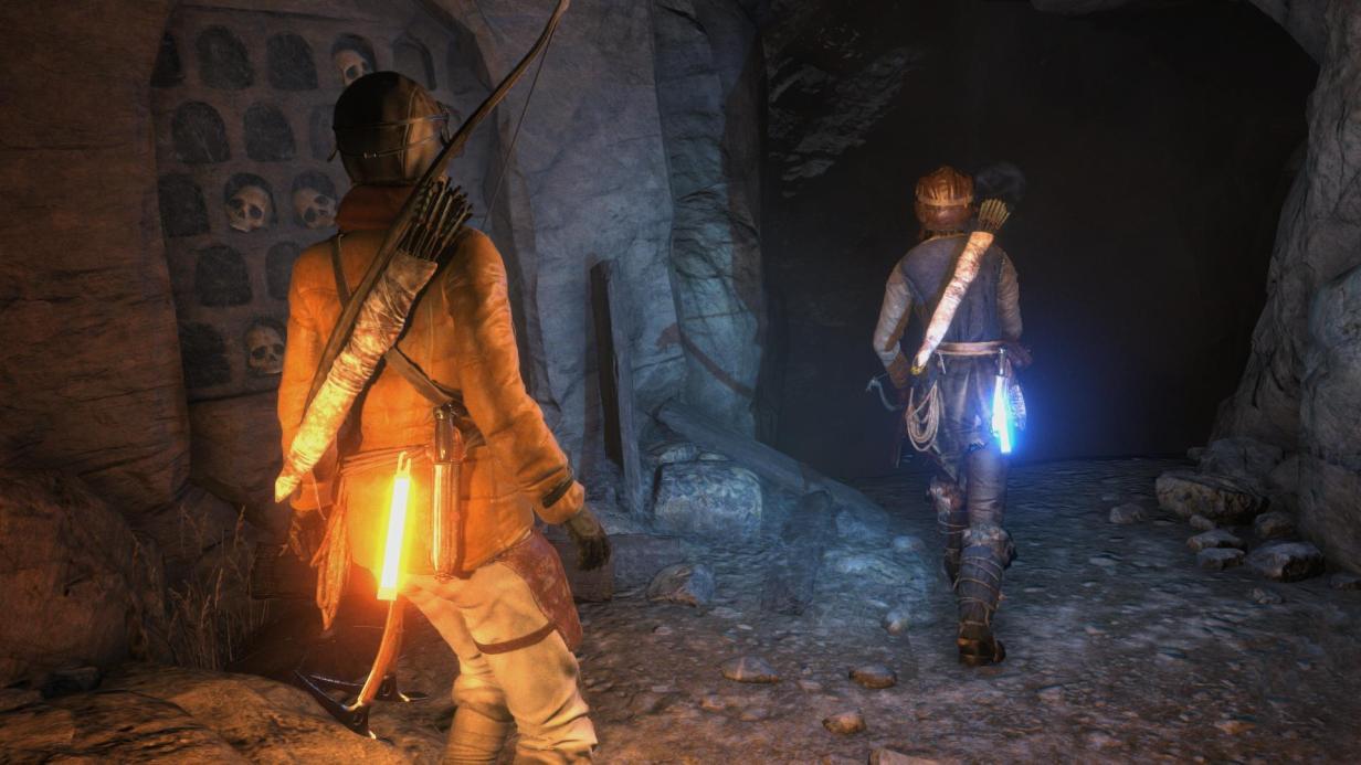 Gene2Tech: Rise of the Tomb Raider