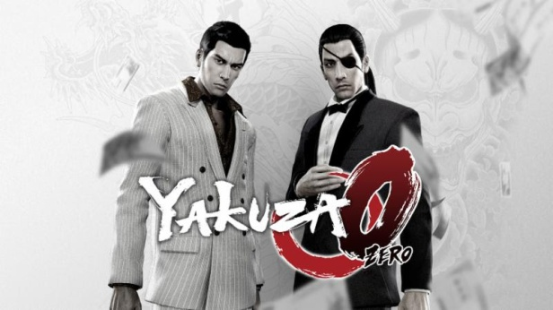 Yakuza 0 Zero Header Sega AntDaGamer.Com