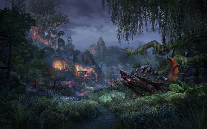 The Elder Scrolls Online Update 11 Launches on PC & Mac with