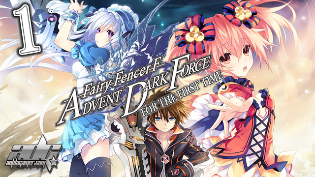 Fairy_Fencer_F_Advent_Dark_Force_Walkthrough_Guide_Let's_Play_For_The_First_Time_First_Look