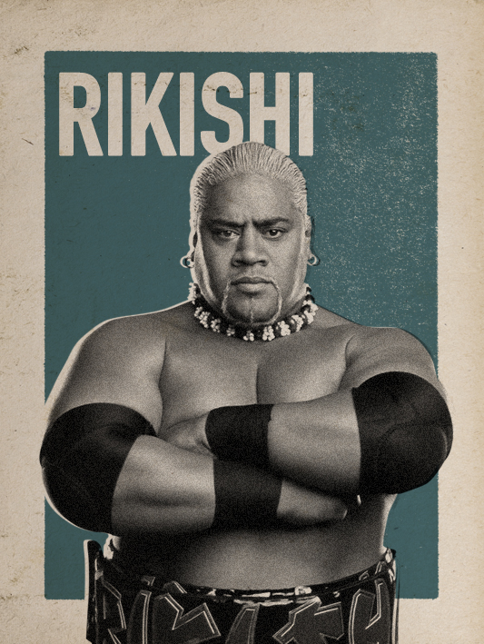 RIKISHI