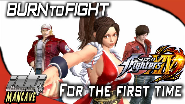 The_King_Of_Fighters_XIV_KOF_XIV_For_The_First_Time_Kyo_Mai_Terry