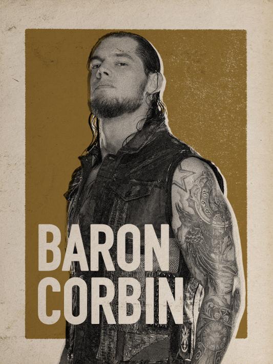 WWE 2K17_BARON CORBIN