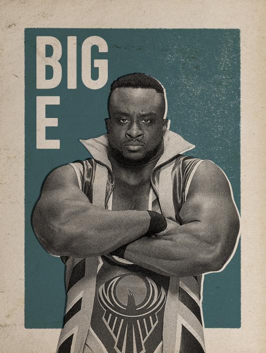 WWE 2K17_BIG E
