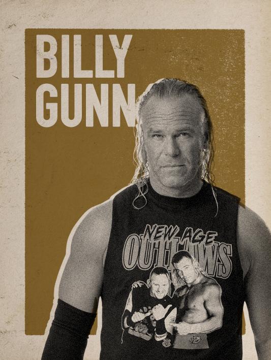 WWE 2K17_BILLY GUNN