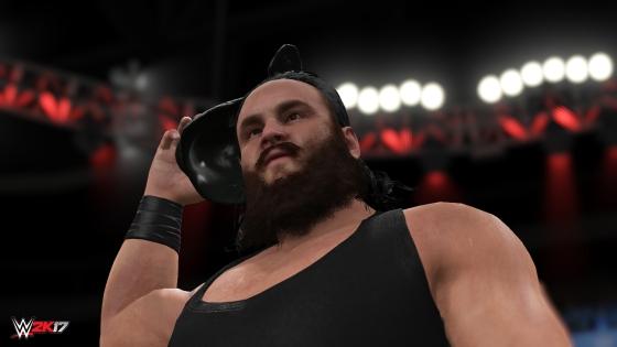 WWE 2K17_Braun Strowman Watermark