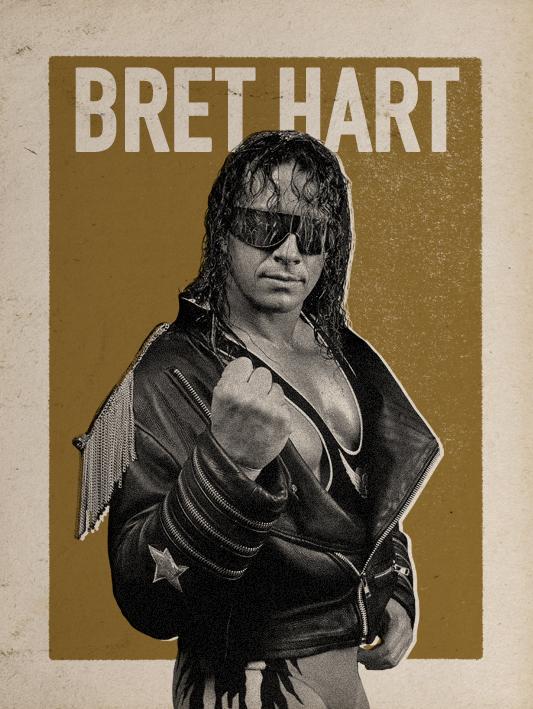 WWE 2K17_BRET HART