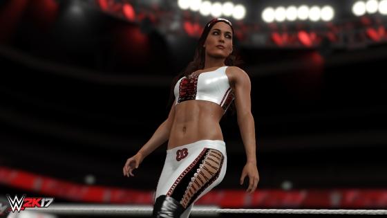 WWE 2K17_Brie Bella