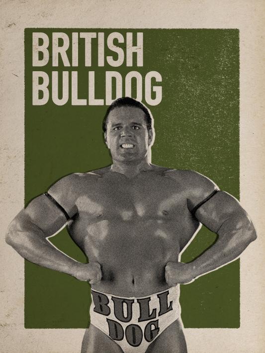 WWE 2K17_BRITISH BULLDOG
