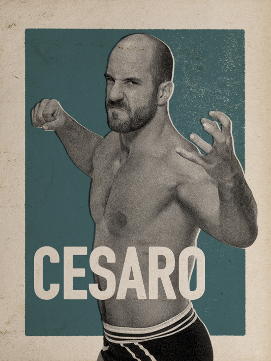 WWE 2K17_CESARO