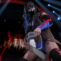 WWE 2K17 Suplex City Census Roster Reveal Part 2: Enter The Demon