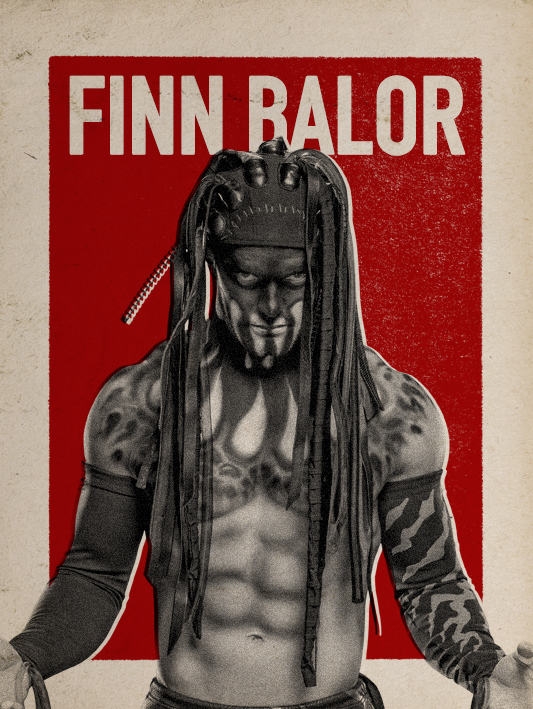 WWE 2K17_FINN BALOR