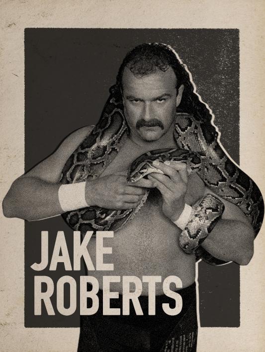 WWE 2K17_JAKE ROBERTS