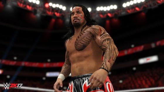 WWE 2K17_Jey UsoWWE 2K17_