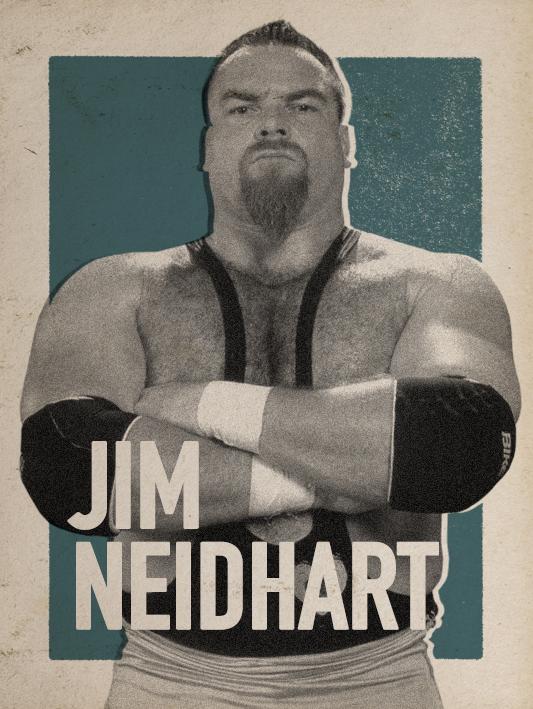 WWE 2K17_JIM NEIDHART