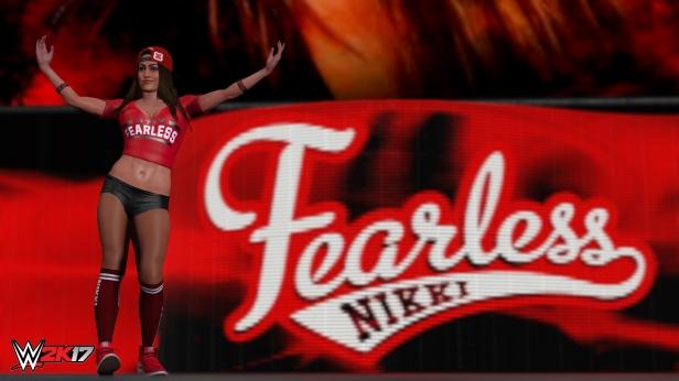 WWE 2K17_Nikki Bella