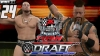 WWE 2K16 ADG Universe Raw Shows: #24 New Era Draft